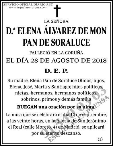 Elena Álvarez de Mon Pan de Soraluce